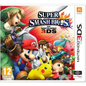 Super Smash Bros. for 3DS [3DS]