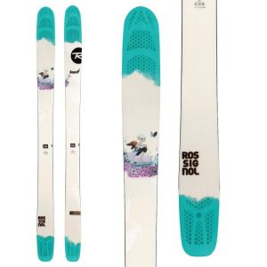 Rossignol Savory 7 + Axial120 XXL - Ski alpin