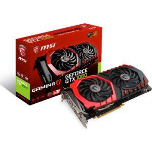 MSI V328-001R - Carte Graphique GeForce GTX 1060 GAMING X 6 Go