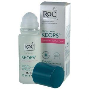 ROC Keops Sensitive - Soin déodorant à bille