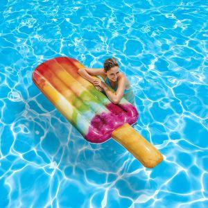 Intex Matelas de piscine Esquimau Tutti Frutti