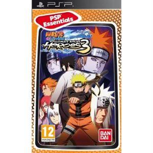 Naruto Shippuden: Ultimate Ninja Heroes 3 [PSP]