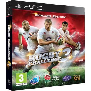Rugby Challenge 3 sur PS3
