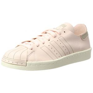 Adidas Superstar 80s Decon, Sneakers Basses Femme, Rose (Ice Pink/Ice Pink/Off White), 39 1/3 EU