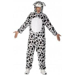 Déguisement chien dalmatien adulte (taille M ou L)