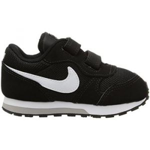 Nike MD Runner 2 (TD), Baskets Basses Bébé Garçon, Noir (Black/White-Wolf Grey 001), 19.5 EU