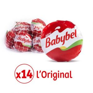 Babybel Mini - 14 fromages