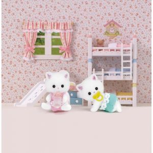 Epoch Sylvanian Families 5219 - Jumeaux Chat Persan
