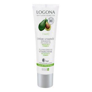 Logona Crème vitaminée régénération cellulaire 24h