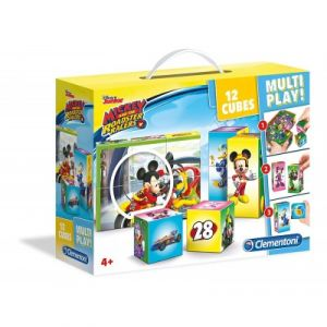 Clementoni Puzzle Mickey 12 cubes