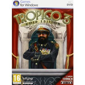 Tropico 3 : Gold Edition - Le jeu + l'extension Absolute Power [PC]