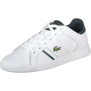 Lacoste Novas Ct 118 1 chaussures blanc vert 44 EU