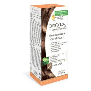 EffiColor Blond Foncé N°06 - Coloration crème pour cheveux