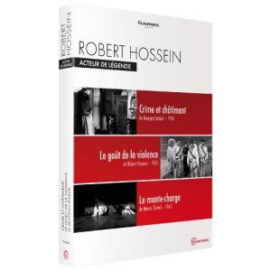 Coffret acteur de légende : Robert Hossein