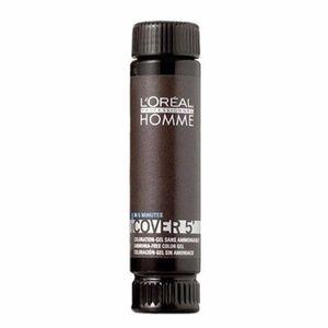 L'Oréal Cover 5' - Coloration temporaire pour cheveux blancs (chatain fonce n°3)