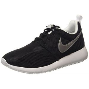 Nike Roshe One (GS), Chaussures Multisport Indoor Mixte Enfant - Noir (Black 021) - 36.5 EU