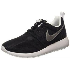 Image de Nike Roshe One (GS), Chaussures Multisport Indoor Mixte Enfant - Noir (Black 021) - 36.5 EU