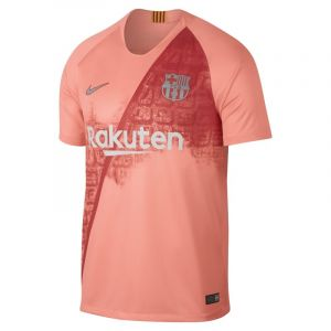 Nike Maillot de football 2018/19 FC Barcelona Stadium Third pour Homme - Rose Taille 2XL