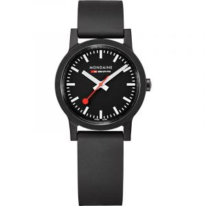 Mondaine Femme Swiss Railways Essence 32mm Watch MS1.32120.RB