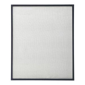 VidaXL Moustiquaire pour fenêtre Anthracite 100x120 cm