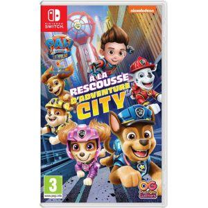 Paw Patrol, La Pat' Patrouille - À la Rescousse d'Adventure City (Nintendo Switch) [Switch]