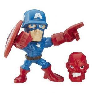 Hasbro Marvel Super Hero Mashers Micro : Captain America