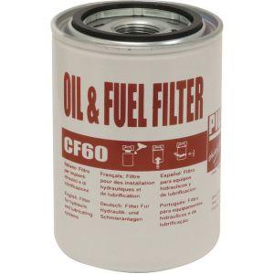 Top Car Cartouche filtre à gasoil et à huiles 08417