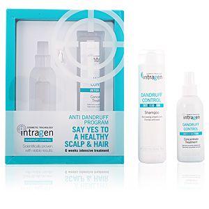 Intragen Dandruff Control - Coffret shampooing anti-pelliculaire et traitement concentré