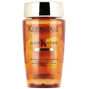 Kérastase Elixir Ultime - Shampooing riche à l'huile sublimatrice