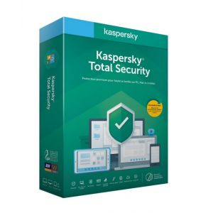 Total Security 2020 - Licence 5 postes 1 an [Mac OS, Windows]