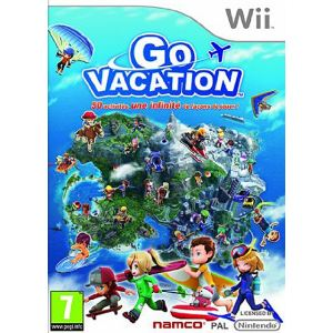 Go Vacation [Wii]