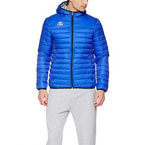 Kappa Dasio Padded Jacket - Blue Royal - Taille XL