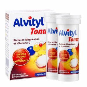 Image de Alvityl Tonus, 20 comprimés effervescents