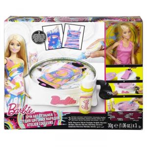 Mattel Barbie atelier couleurs