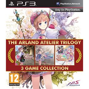 The Atelier Arland Trilogy [PS3]