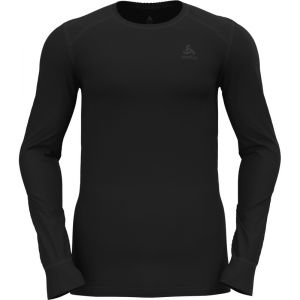 Odlo Crew Neck Active Warm Eco S Black - Black - Taille S