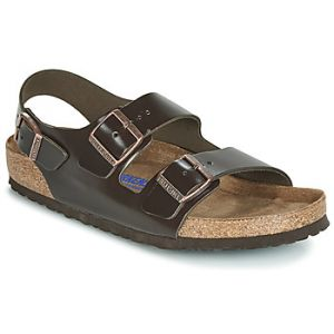 Birkenstock Sandales MILANO SFB Marron - Taille 40,41,42,43,44
