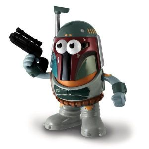 Hasbro Figurine Monsieur Patate Star Wars Boba Fett