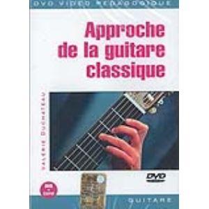 Duchateau Valerie : Approche De La Guitare Classique