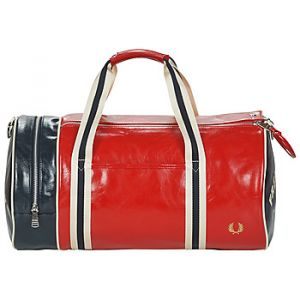 Fred Perry Sac de sport COLOUR BLOCK CLASSIC BRL BAG multicolor - Taille Unique