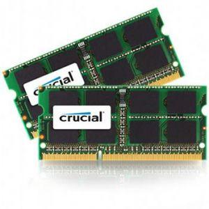 Crucial CT2C4G3S186DJM - Barrette mémoire 8 Go (2 x 4 Go) DDR3L SODIMM 1866 MHz PC3-14900