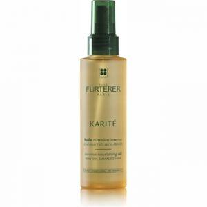 Furterer Karité - Huile de beauté pour cheveux très secs, abîmés