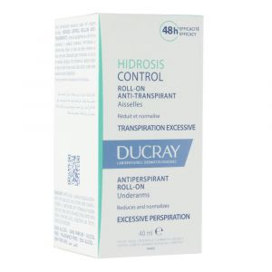 Ducray Hidrosis Control - Roll-on aisselles
