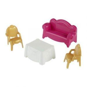 Klein Salon et salle à manger - Mobilier pour figurines princesse Coralie