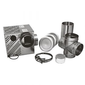 Isotip Joncoux Kit distribution d'air chaud 3 bouches