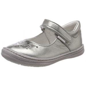 c6287b20a3b24 Ballerine enfant grise - Comparer 340 offres