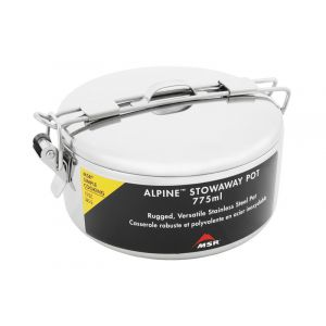 MSR Articles de cuisine Alpine Stowaway Pot 775ml - Taille One Size
