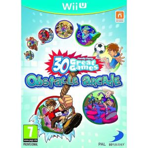 Family Party : 30 Great Games Obstacle Arcade [Wii U]