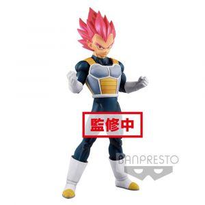 Dragon Ball Super Movie Cyokoku Buyuden/Ssg Vegeta 22cm Occasion