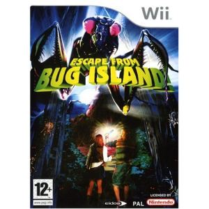 Escape from Bug Island [Wii]